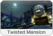 Twisted Mansion Icon