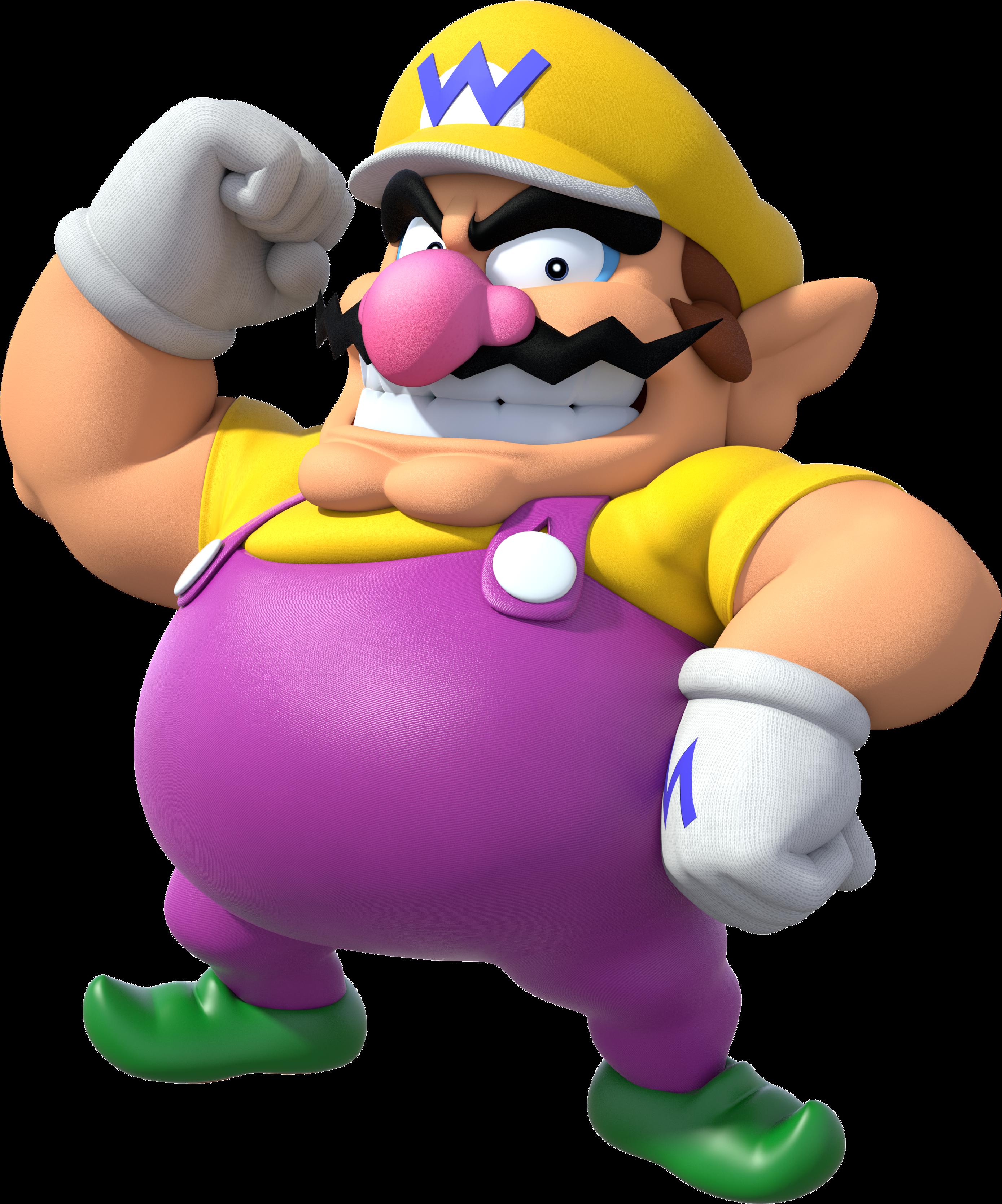 Wario Mariowiki Fandom