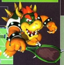 Art Bowser Tennis 64 2