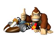 Donkey Kong MKWii