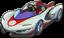 MK8 Sprite Flügel-Raser
