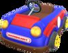 MKT Kart enfant rouge