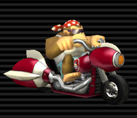 Propulsor Funky Kong
