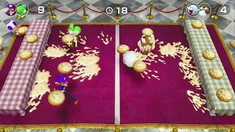 Super Mario Party - Pie Hard