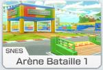 Arène Bataille 1 (SNES)