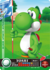 Carte amiibo Yoshi golf