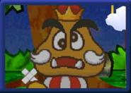 Goomba King Tattle (Paper Mario)
