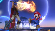 Ike et Mario