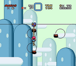 SMW Screenshot Way Cool