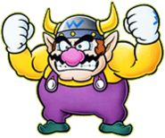 WL Artwork Stier-Wario