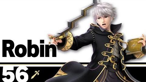 56 Robin – Super Smash Bros