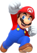844px-Mario Party 10 Mario running (transparent)