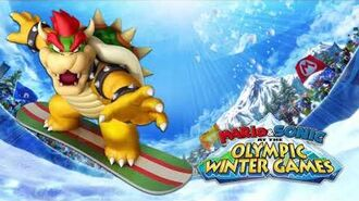 Bowser Voice Clips Mario & Sonic at the Olympic Winter Games