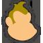 Icône Donkey Kong jaune Ultimate