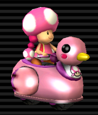 Coin-coin Toadette
