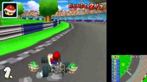Mario Kart DS - Achterpiste