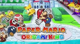 Paper Mario The Origami King - Thème principal
