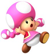 Toadette, Mario Party 8