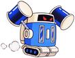 WL3 Artwork Hammer-Roboter