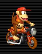 Zum-Zum Diddy Kong