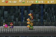 Battle With Koopa Bros. (Paper Mario)