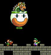 Bowser Luigi SMW