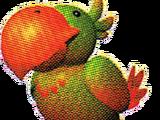 Perroquet Bavard