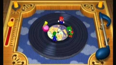 Mario Party 2- Platten-Meister (Dizzy Dancing)