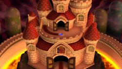 Peach's Castle (New Super Mario Bros. U)
