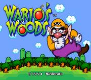 Wario'sWoodsAttaqueEclair