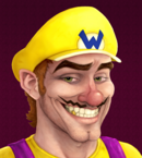 Wario portrait