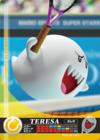 Carte amiibo Boo tennis