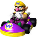 MKAGP Artwork Wario
