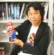 Shigeru Miyamoto 2010