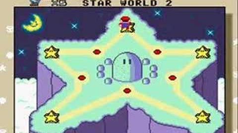 Super Mario World Secret How to Complete Star Road