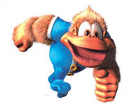 -Kiddy Kong