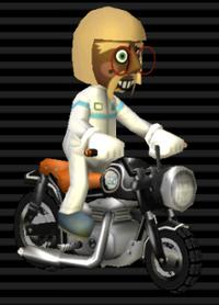 Cyclo Vroum - Mii masculin
