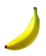 DKCR Artwork Banane