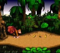 DKC Screenshot Dschungel-Fieber