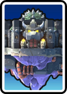 PMCS Black Bowsers Castle Card
