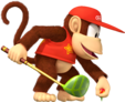 Art Diddy Kong World Tour