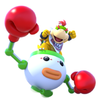 Artwork Bowser Jr Star Rush