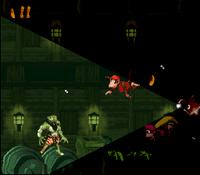 DKC2 Screenshot Glimmers Galeone
