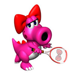 MT64 Artwork Birdo