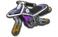 Moto Standard Waluigi 8