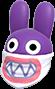 Nabbit (head) - MaS