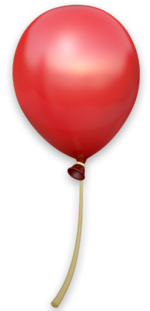 DKCTF Artwork Roter Ballon