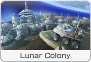 Lunar Colony Icon