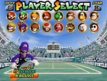 Mario Tennis (USA)-1