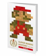 SMASLE History of Super Mario Book